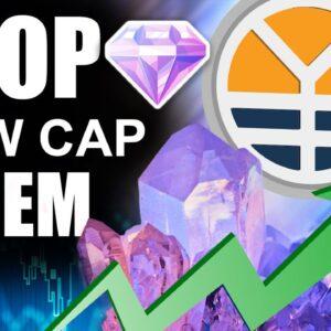 UNBELIEVABLE Progress from Top LOW CAP GEM (Already 10x Project)