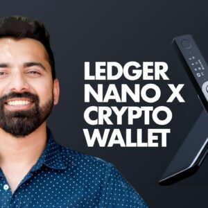 Unboxing Video Ledger Nano X Crypto Wallet [2020]