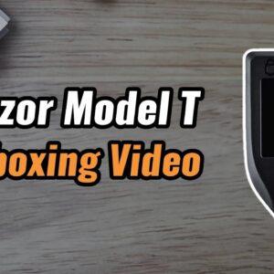 Unboxing Video Of Trezor Model T Hardware Wallet