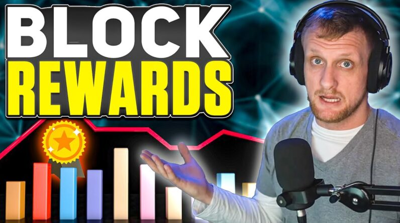 What are block rewards and why do they vary?