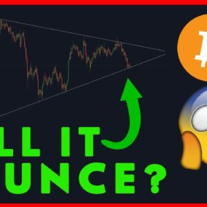 WILL BITCOIN BOUNCE? DECISION TIME FOR BITCOIN!!!!