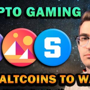 10 Crypto Gaming Altcoins to Watch 👀