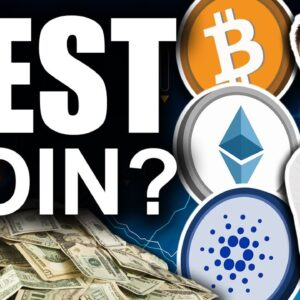 BEST Investment in 2021: Bitcoin, Ethereum, or Cardano?