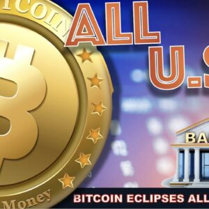 BITCOIN TAKES OVER U.S. BANKS & THEIR PLAN TO STAY RELEVANT