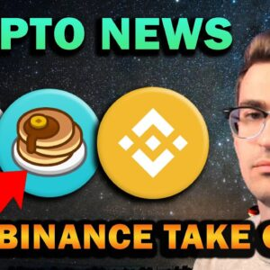 BNB and CAKE Surge to New All-Time Highs! Is Ethereum Doomed?