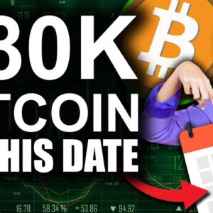 Bullish Case For Bitcoin (Watch For $80k BTC On This Date)