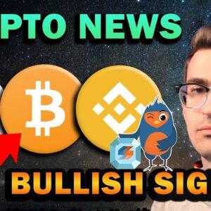 BULLISH CRYPTO NEWS!! Altcoin Breakout Imminent