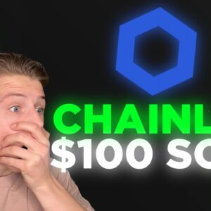 CHAINLINK GOING TO $100 FASTER THAN YOU THINK!