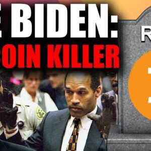 Did Joe Biden KILL Bitcoin 2021? (Worst Case or FUD?)
