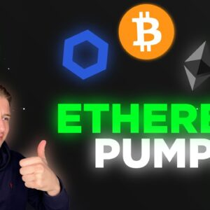 ETHEREUM IS PUMPING! WHEN WILL IT STOP? BITCOIN AND ETHEREUM TA.