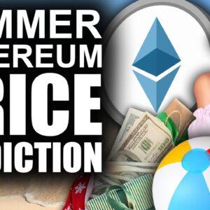 HIGHEST Ethereum Price Prediction Summer 2021 (ETH Holders Will LOVE)