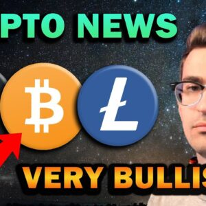 HUGE CRYPTO NEWS!! XRP, BTC, LTC, BNB Surge