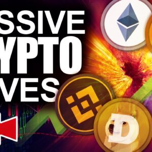 MASSIVE Bitcoin & Ethereum Move (Explosive End Of Month Fireworks)