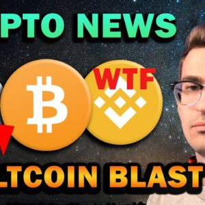 MASSIVE CRYPTO NEWS!! This is crazy... 👀