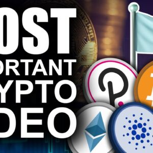 Most Important Crypto Video 2021 (You're Still Early Bitcoin)