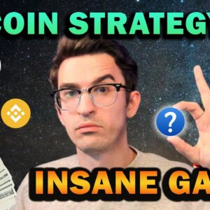 My Altcoin Strategy for a Huge Crypto Portfolio ✔️