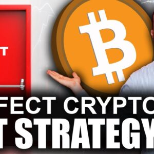 Perfect Crypto Exit Strategy (How To Sell Bitcoin At The Top)