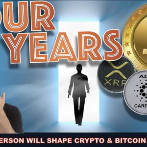 THE PERSON WHO WILL SHAPE BITCOIN & CRYPTO FOR THE NEXT 4 YEARS.