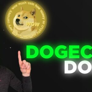 This is Why I'm Going out of Dogecoin.