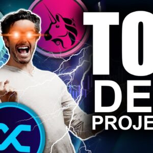 Top DeFi Projects to Make BEST Crypto Returns in 2021!