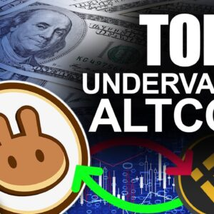 Top Undervalued Altcoin (Pancake Swap Price Prediction 2021)