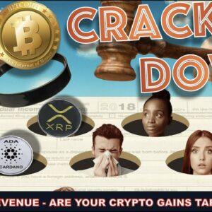 U.S. TO SPEND 80 BILLION TO FIND TAX REVENUE + YOUR CRYPTO PORTFOLIO?