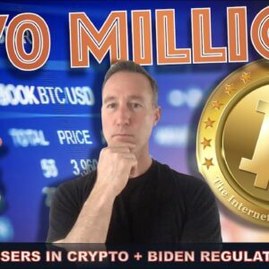 VENMO AND BIDENS PUSH FOR REGULATION IS GREAT NEWS FOR CRYPTO HODLERS.