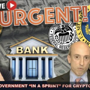 LIVE: U.S. GOVERNMENT PUSHINGBITCOIN & CRYPTO REGULATION. WHAT THIS MEANS FOR YOU.
