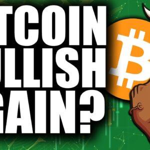 BEST Bitcoin Bull Scenario (Back to $70k in May)