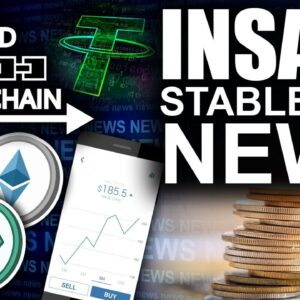 BIGGEST Buyer of Bitcoin In 2021 (INSANE Stablecoin News)