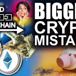 Biggest Mistakes Crypto Investors Make in 2021 (Bitcoin News)