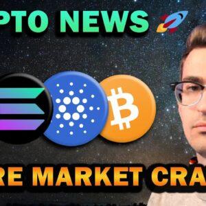 BREAKING NEWS: More Crypto Market Crash? Altcoins Surge