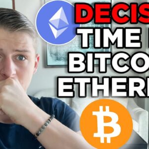HUGE MOVE INCOMING FOR BITCOIN & ETHEREUM!! BITCOIN AND ETHEREUM PRICE PREDICTION 2021!