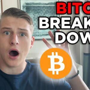EMERGENCY: BITCOIN BREAKING DOWN!!! WHAT TO DO NOW??