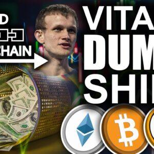 Ethereum Founder Tanks Meme Coin (Billion Dollar Dump!)