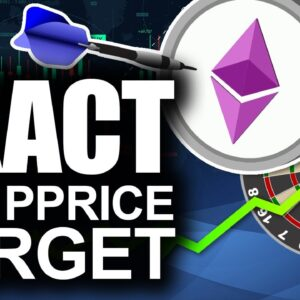 EXACT Ethereum Price Target REVEALED (Best Way to Trade ETH)