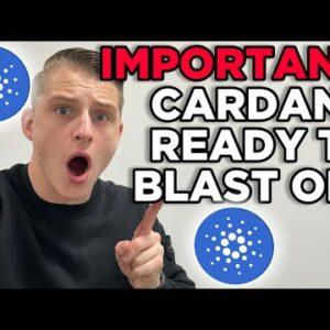 CARDANO BULLISH PREDICTION!!! CARDANO PRICE PREDICTION WITH EXTREME BULLISH CHARTS!!!! [must watch]