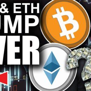 Insane Bitcoin & Ethereum Dump Over? (Extreme Volatility Ahead For 2021)