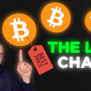 LAST CHANCE TO BUY BITCOIN THIS CHEAP!!! *Proof*