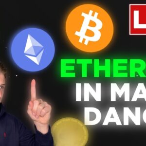 MAJOR DAY FOR DOGECOIN!! WHAT WILL IT DO? ETHEREUM AT MAJOR DANGER