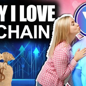 MOST Explosive Altcoin That Exists (Why I LOVE Vechain 2021)
