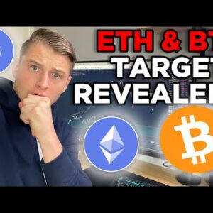 NEW ETHEREUM AND BITCOIN  TARGET REVEALED!!! ETHEREUM AND BITCOIN PRICE PREDICTION!!!!!!!