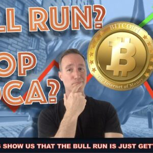 STRAP YOURSELF IN. THIS CRYPTO BULL RUN IS ABOUT TO BLOW UP. HERE'S WHY...