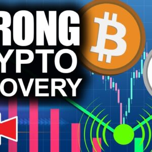 Strongest Bitcoin & Ethereum Recovery (TOP SECRET Goldman Sachs Report)