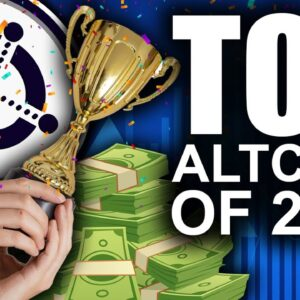 Top Altcoin of 2021 (Elrond Wins EASY)