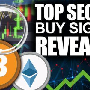 TOP SECRET Bitcoin Indicator REVEALED (How BTC Hits $100k)