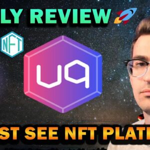 UNIQLY Review - Game Changing NFT Platform