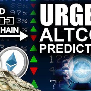 URGENT Altcoin Predictions (Is Elon Crash Over?)