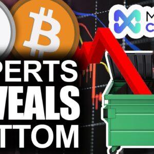 WORST Bitcoin DIP in 2021 (Expert REVEALS Bottom)
