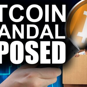 Worst Crypto Whale Manipulation EXPOSED 2021 (Bitcoin Scandal)